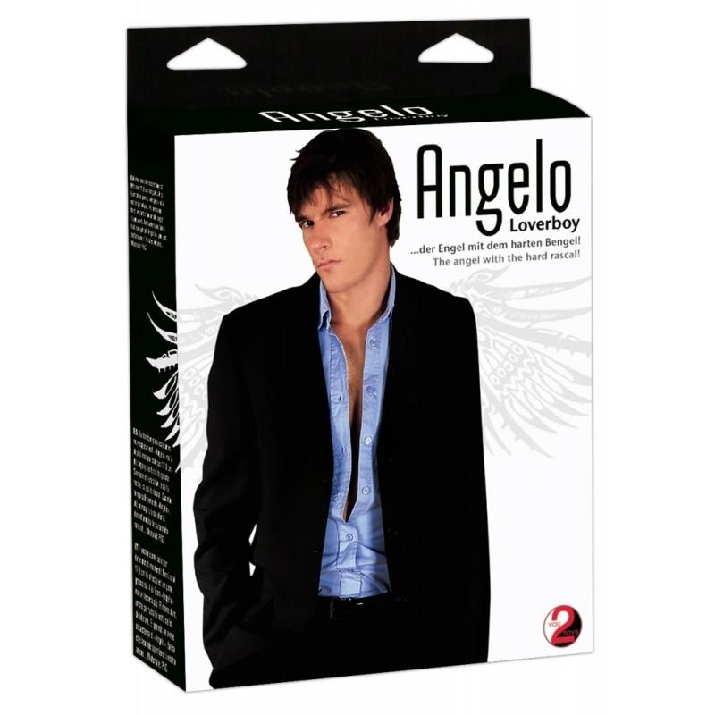 Мъжка кукла Angelo - Секс кукли   Цена: 89.00 лв.