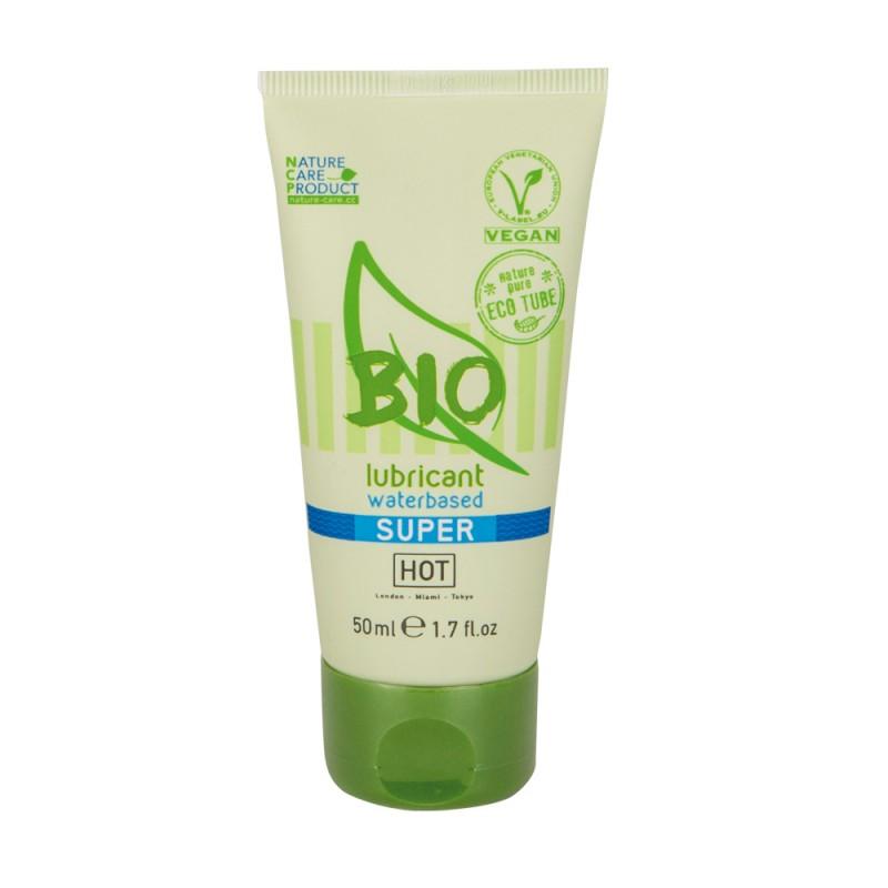 Био лубрикант HOT Superglide 50 ml - Секс козметика за жени   Цена: 19.00 лв.