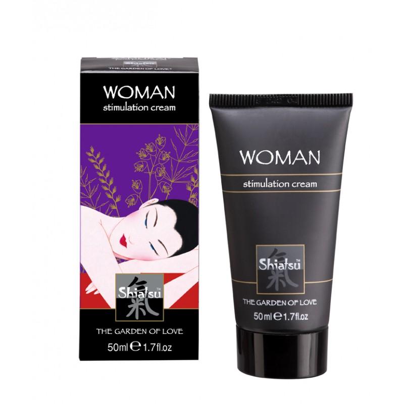Възбуждащ крем за жени GEISHAS DREAM - Секс козметика за жени | Цена: 29.00 лв.