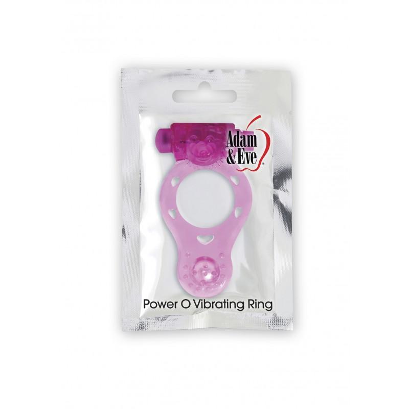Вибриращ пръстен за пенис с клитор стимулатор ADAM & EVA - Пенис рингове и вибриращи пръстени   Цена: 19.00 лв.