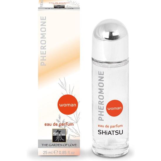 Феромонен парфюм за жени Shiatsu - Секс козметика за жени | Цена: 32.00 лв.