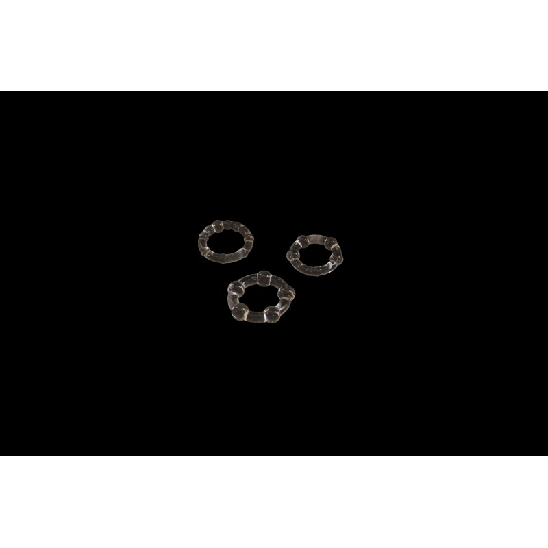 Комплект пенис пристегачи ADAM & EVA - Пенис рингове и вибриращи пръстени   Цена: 15.00 лв.