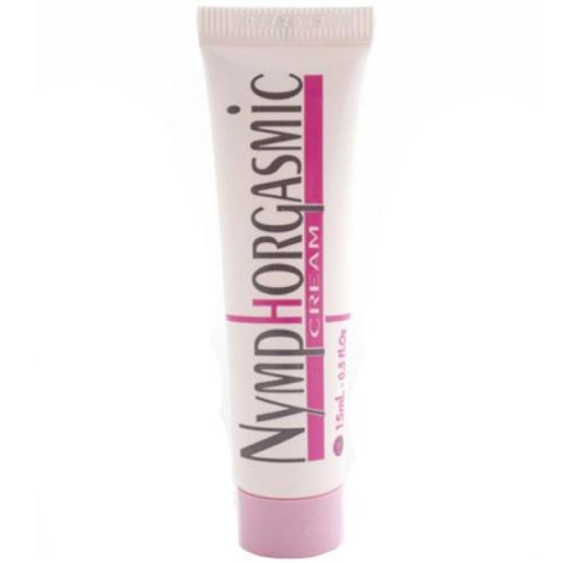 Стимулиращ гел за жени NYMPHORGASMIC 15 ml. - Секс козметика за жени   Цена: 25.00 лв.