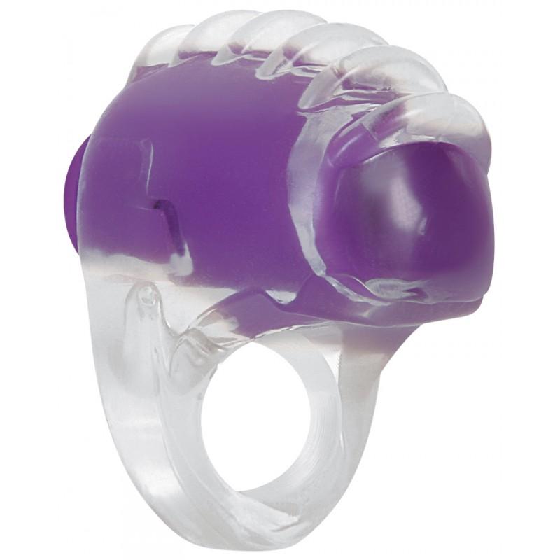 Комплект вибриращи пръстени от 3 части, за езика, пръста и пениса - Пенис рингове и вибриращи пръстени | Цена: 28.00 лв.