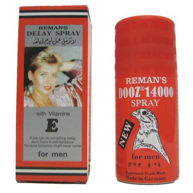 Задържащ спрей за мъже с Витамин Е - Секс козметика за мъже   Цена: 38.54 лв.