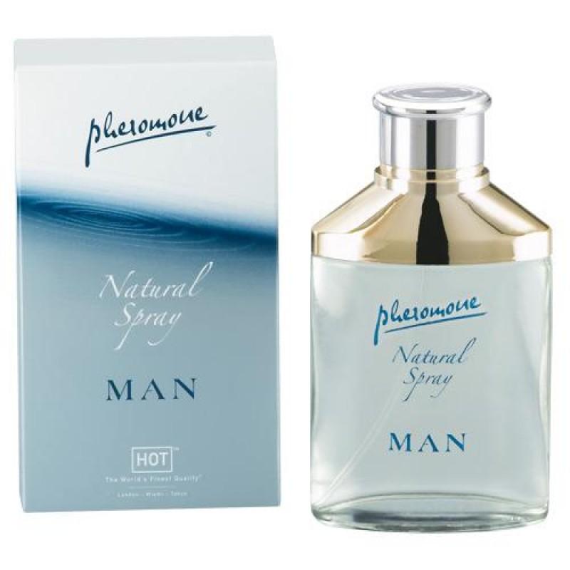 Спрей с феромони за мъже без аромат - Секс козметика за мъже | Цена: 117.50 лв.