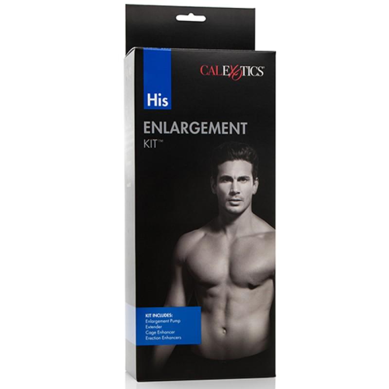 Комплект уголемяване ЗА НЕГО Enlargement kit - Помпи за пенис | Цена: 117.50 лв.