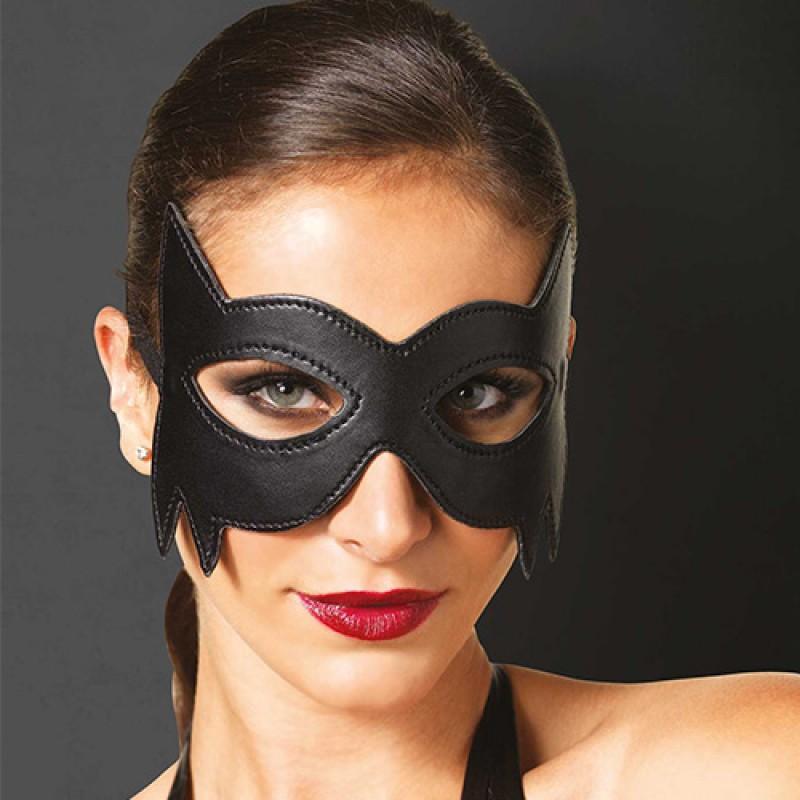 Faux Leather Fantasy Eye Mask - БДСМ и фетиш аксесоари   Цена: 49.00 лв.