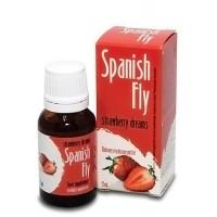 Испанска муха с вкус на ягода